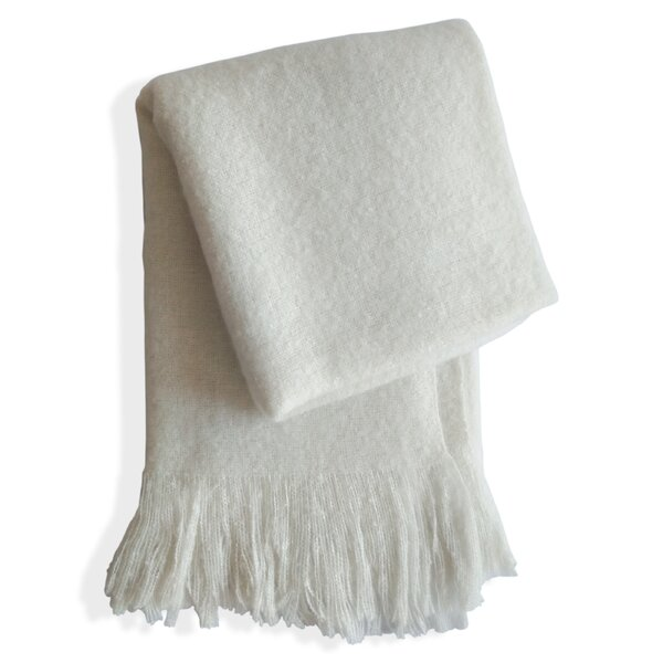 Velva Super Soft Heather Blanket by Gracie Oaks