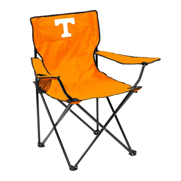 NCAA Quad Camping Chair by Logo Brands