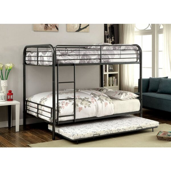 Fakenham Full Bunk Bed by Harriet Bee