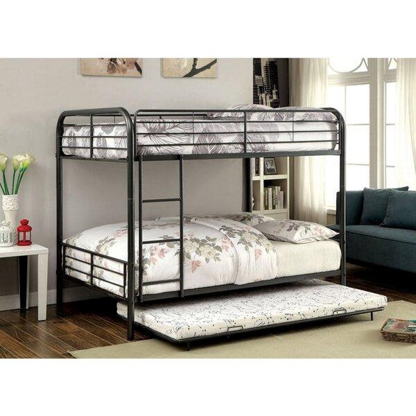 Fakenham Full Bunk Bed by Harriet Bee