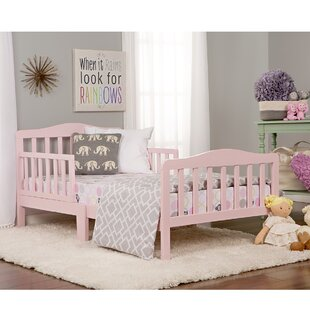 Best Deals Rucker Toddler Bed ByViv + Rae