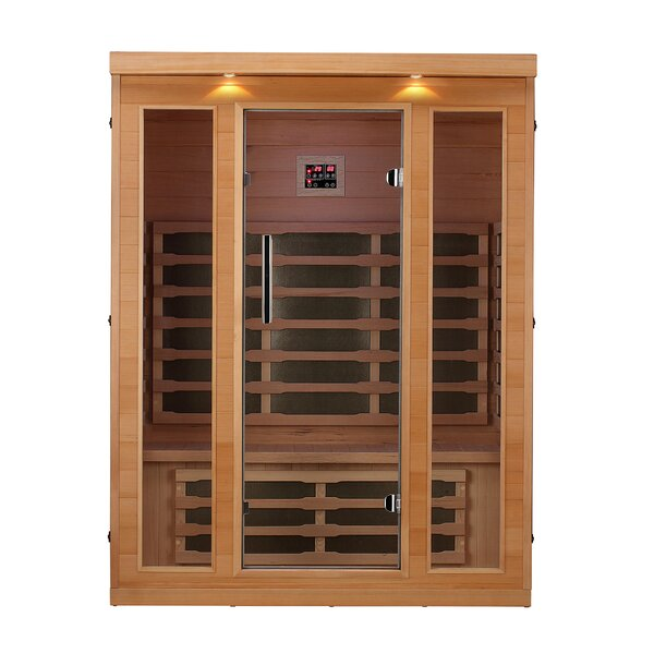 3 Person FAR Infrared Sauna by Canadian Spa Co