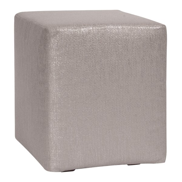 Alas Polyester Ottoman Slipcover by Everly Quinn