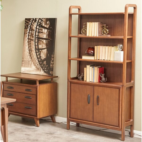 Carolyn Standard Bookcase by Brayden Studio