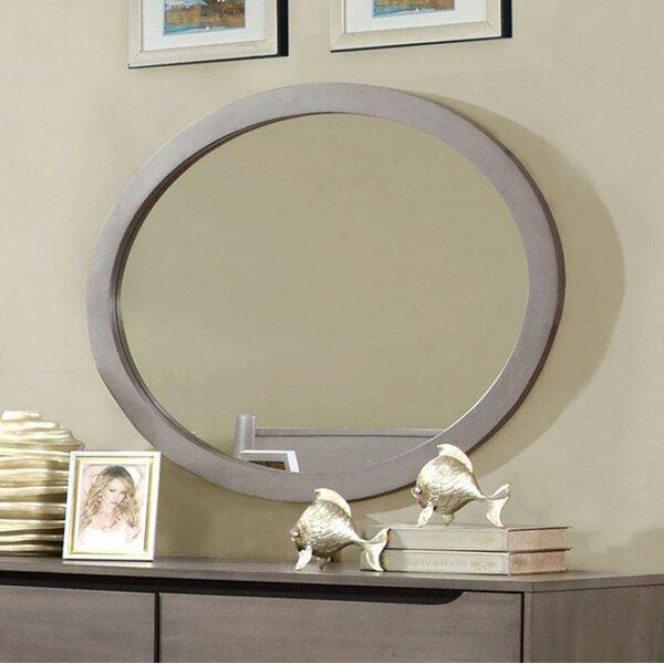 Mollie Oval Accent Mirror by Corrigan Studio