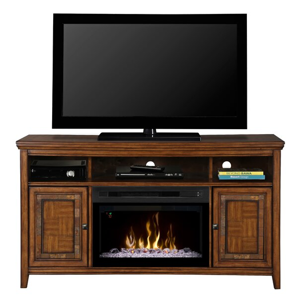 Lynbrook 60 TV Stand with Fireplace by Dimplex