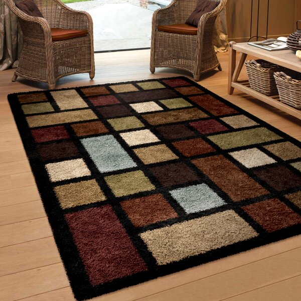 Perth Brown Area Rug by Threadbind