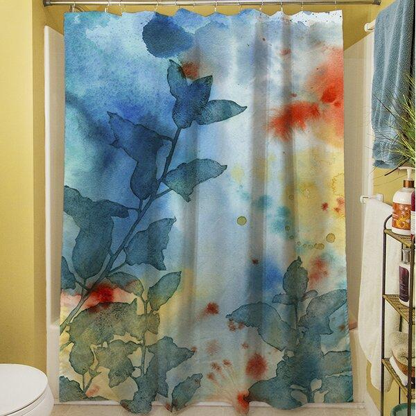 Samora Shower Curtain by Latitude Run