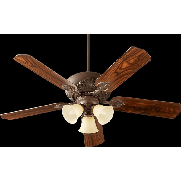 52 Souza 5-Blade Ceiling Fan by Astoria Grand