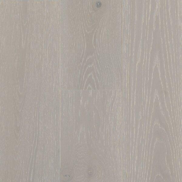 Coastal Allure 7 Engineered Oak Hardwood Flooring in Compass Gray by Mohawk Flooring