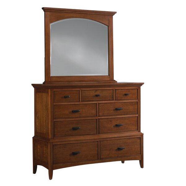 Benita Rectangular Dresser Mirror by World Menagerie