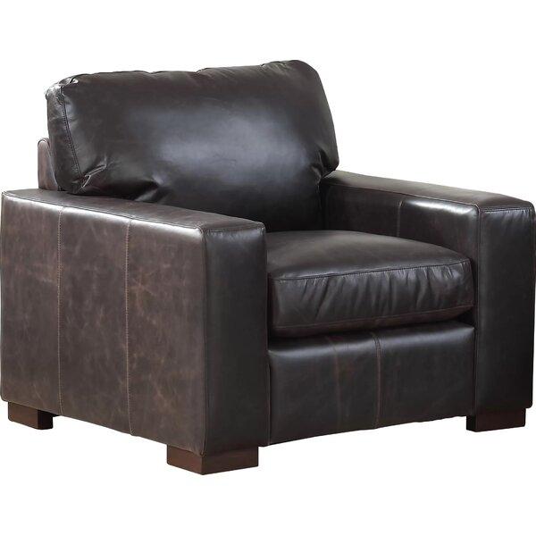 Lincolnton Club Chair By Three Posts