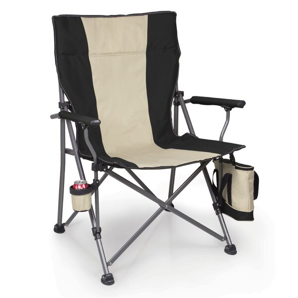 Erastus Big Bear Folding Camping Chair by Freeport