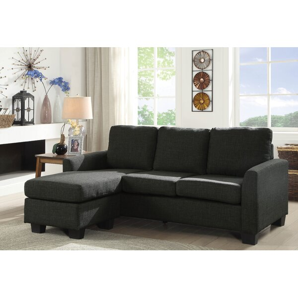 Keown Reversible Sectional by Winston Porter