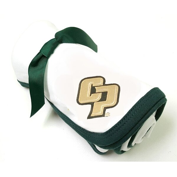 Cal Poly Mustangs Baby Receiving Blanket by Future Tailgater