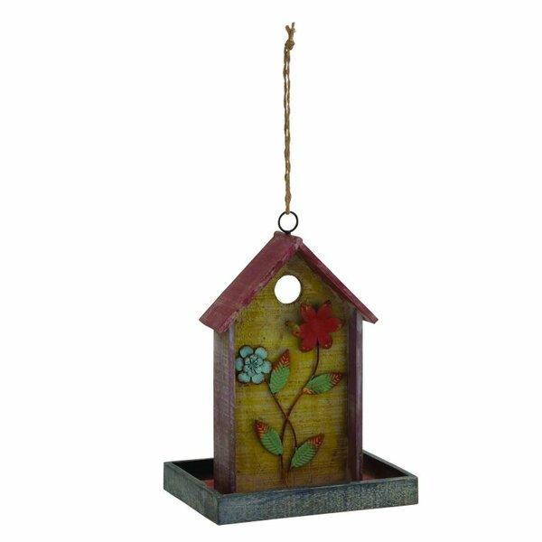 Hanging Tray Bird Feeder by Cole & Grey