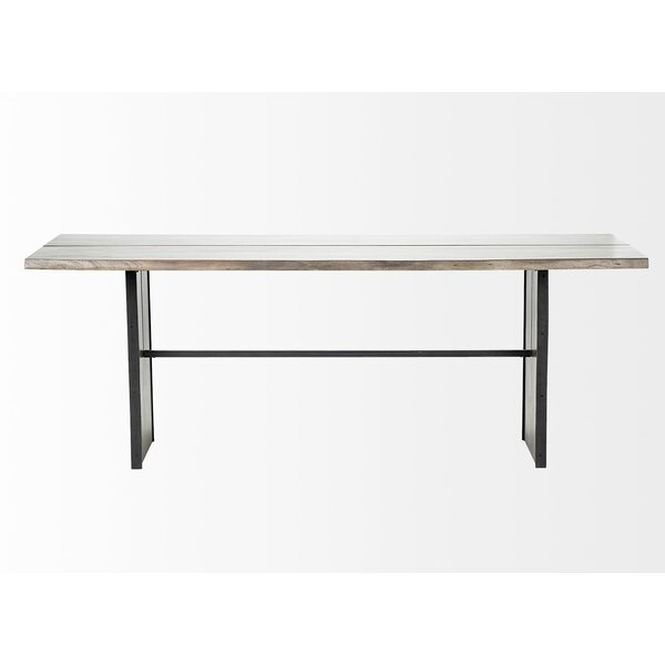 Grovetown Mango Solid Wood Dining Table By Foundry Select