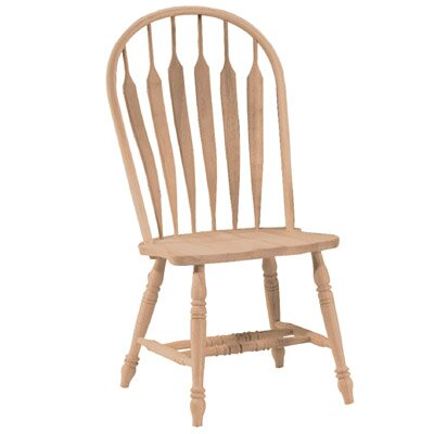 Madison Park Windsor Solid Wood Dining Chair by International Concepts