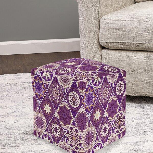 Hathorn Pouf by Ebern Designs