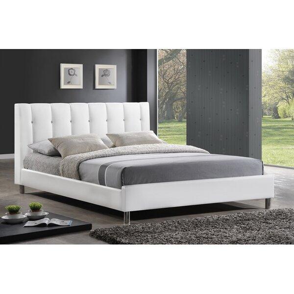 Quiroz Upholstered Platform Bed by Orren Ellis