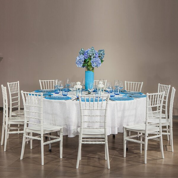Bradley Tiffany Patio Dining Chair by The Party Aisle The Party Aisle