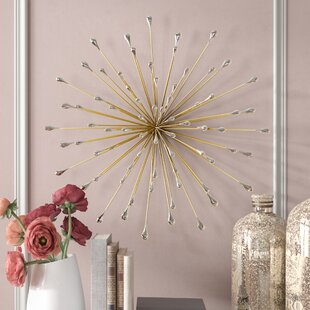 Gold Wall Accents Youu0027ll Love | Wayfair