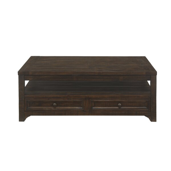 Flynn Lift-Top Coffee Table with Storage by Canora Grey Canora Grey