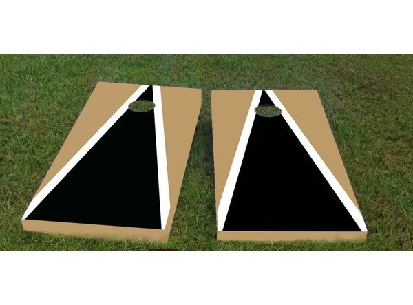 UCF Knights Cornhole Game (Set of 2) by Custom Cornhole Boards