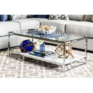 Best Reviews Saniya Coffee Table By Wade Logan