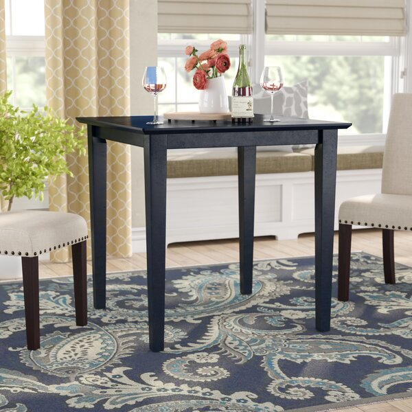 Geneseo Counter Height Pub Table by Charlton Home