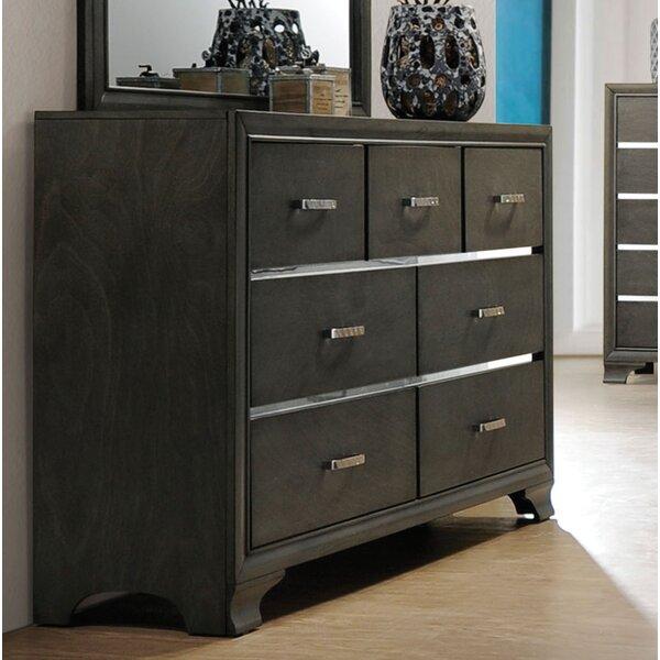 Anadolu 7 Drawer Dresser by Modern Rustic Interiors