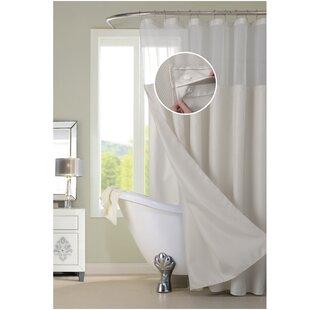 Complete Waterproof Shower Curtain