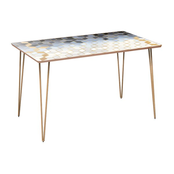 Jeri Dining Table by Bungalow Rose Bungalow Rose