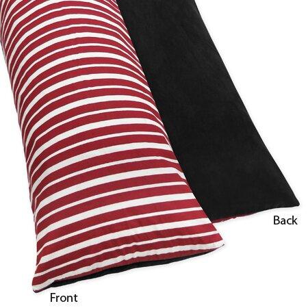 Pirate Treasure Cove Body Pillowcase by Sweet Jojo Designs