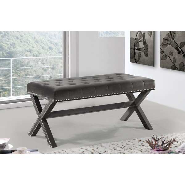 Jordy Bench by Charlton Home