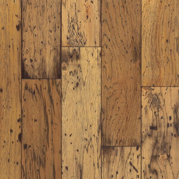 American Originals 5 Engineered Hickory Hardwood Flooring in Antique Natural by Bruce Flooring
