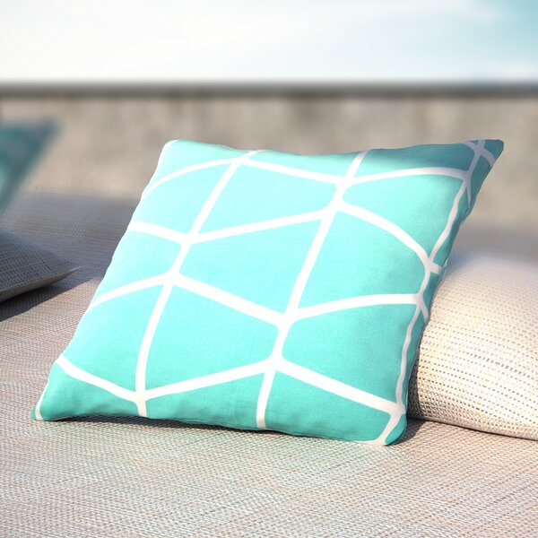Barnes Cotton Throw Pillow by Orren Ellis