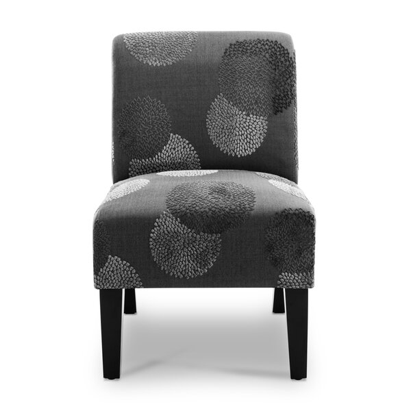 Maciejewski Slipper Chair by Winston Porter