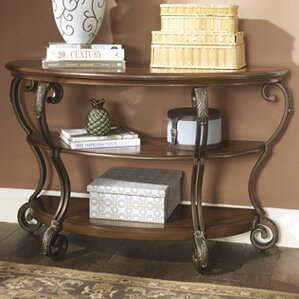 Curran Console Table by Alcott Hill