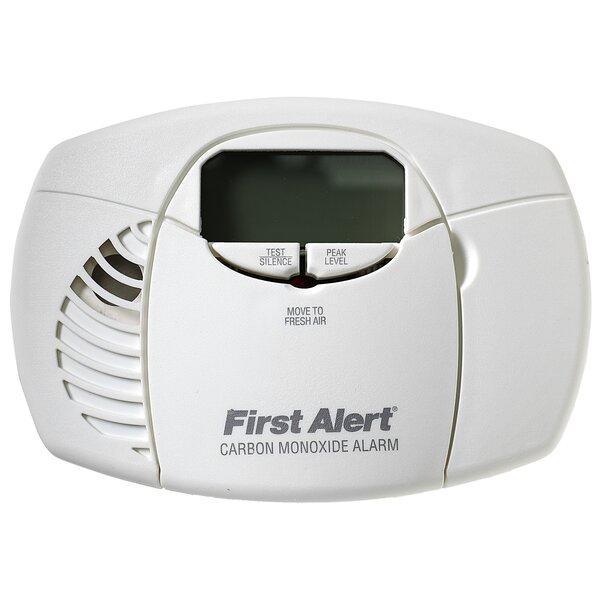Digital Display Carbon Monoxide Detector by First Alert