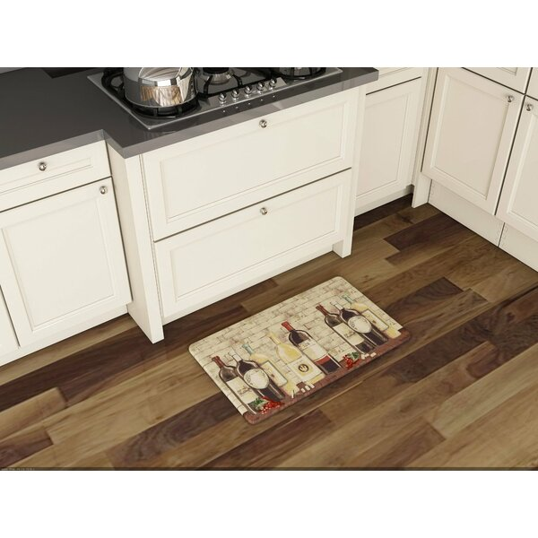 Graziano Premium Reversible Kitchen Mat by Red Barrel Studio