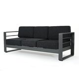 Metz Patio Sofa with Cushions