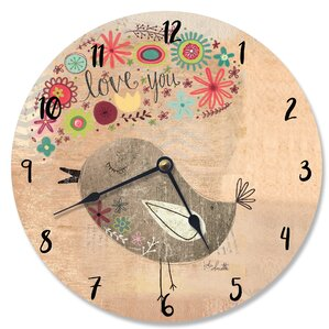 Kitchen Clocks Youu0027ll Love | Wayfair