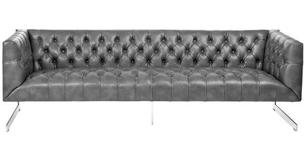 Poff Chesterfield Sofa by Orren Ellis