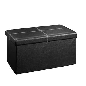 Everett Upholstered Storage Ottoman by Zipcode Design