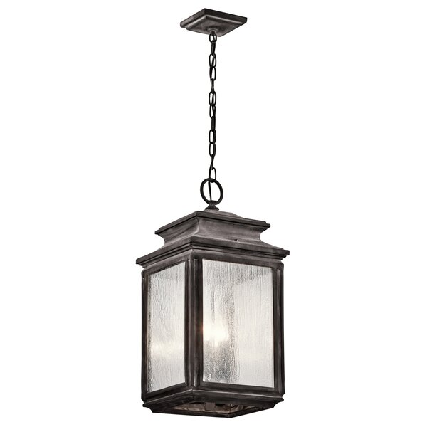 Wiscombe Park 4-Light Outdoor Lantern by Kichler