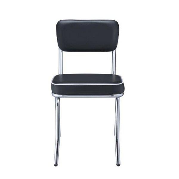 Yother Upholstered Dining Chair (Set of 2) by Orren Ellis Orren Ellis