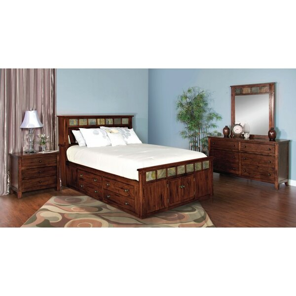 Goldfield Platform Configurable Bedroom Set by Loon Peak
