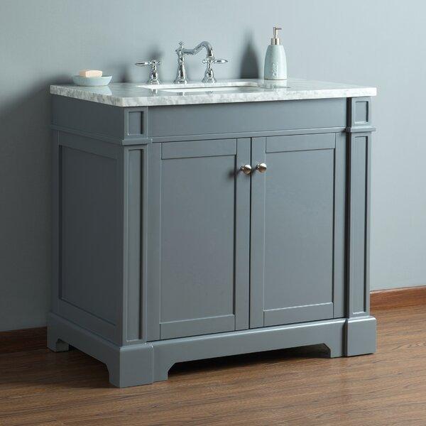 Farrell 36 Single Bathroom Vanity Set by Breakwater BayFarrell 36 Single Bathroom Vanity Set by Breakwater Bay