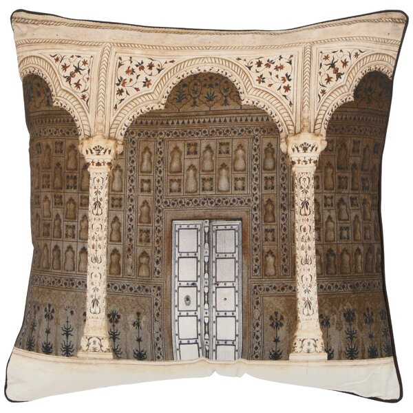 Novara Decorative Cotton Throw Pillow (Set of 2) by Safavieh